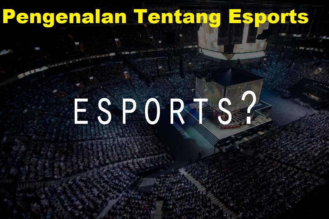Pengenalan Tentang Esports