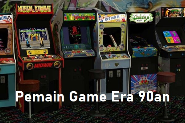 Pemain Game Era 90an