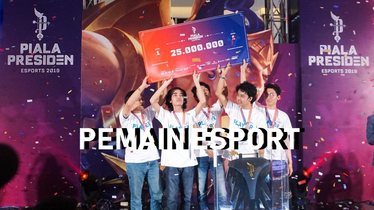 Pemain Esport Mendapatkan Uang Jutaan Rupiah