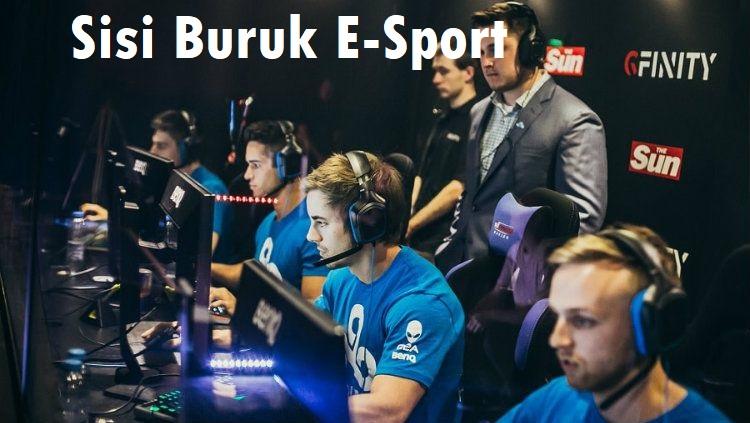 Sisi Buruk E-Sport Untuk Generasi Muda