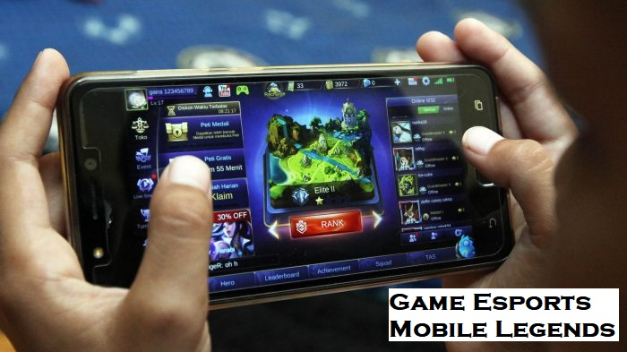 Game Esports Mobile Legends
